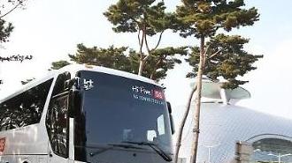 KT, 22일 상암서 5G 자율주행 버스 선보인다