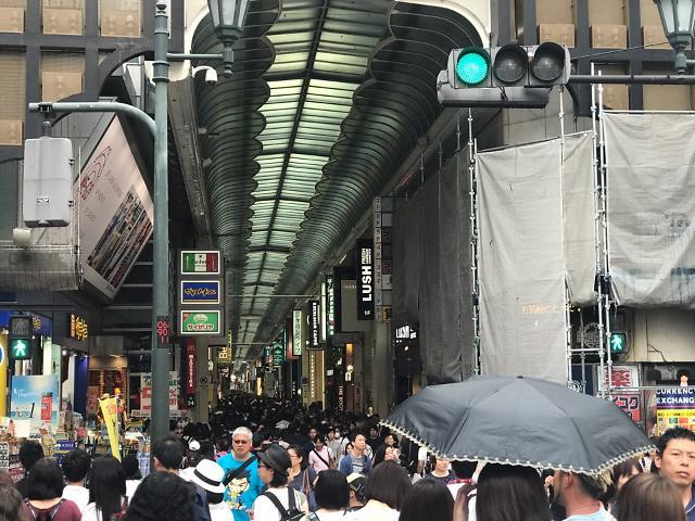 访日韩国游客因关系紧张连续三月减少