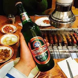 .中国啤酒人气正旺 在韩销量大增.