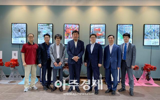 [동정] 박일준 동서발전 사장, 협력 中企 현장 방문