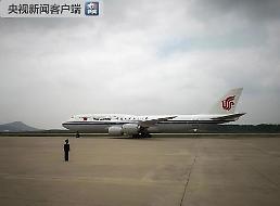 .习近平抵达平壤 开始对朝鲜进行国事访问.