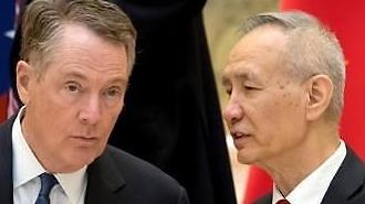 라이트하이저·류허…G20 미중 정상회담 전에 만날듯