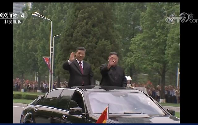 시진핑 北 안보 우려 해결 중국이 돕겠다(속보)