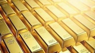 Giá vàng tăng lên mức đỉnh điểm trong vòng 5 năm qua