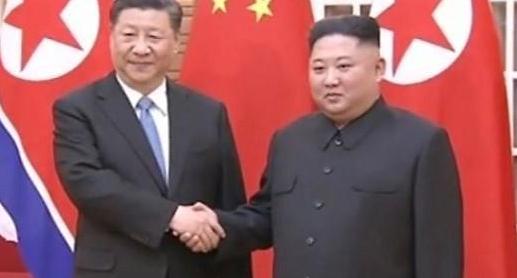 시진핑 한반도 문제 해결 위해 北 도울 것
