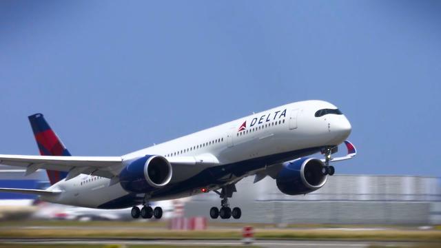 达美航空收购韩进集团4.3%股份