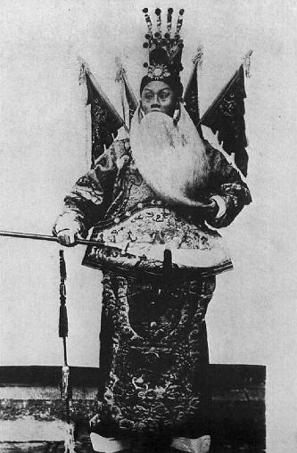 [정유선의 검보 이야기⑧] 경극과 함께 성장한 '팬덤'의 시초