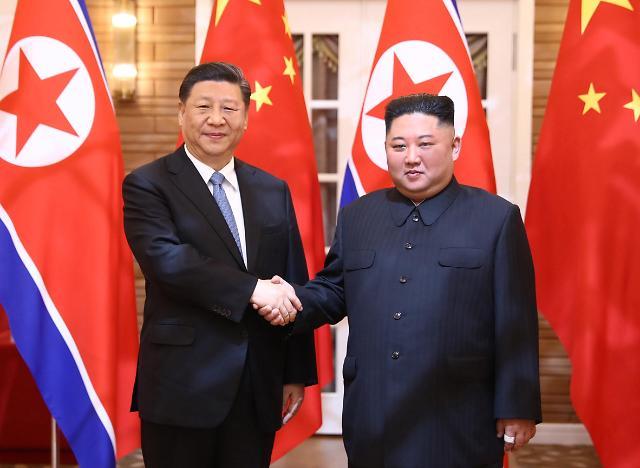 朝中领导人一致认为深化关系利于地区和平
