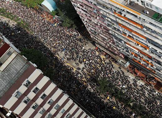 [NNA] 홍콩미국상회, 범죄인 인도 개정안 심의 연기에 환영
