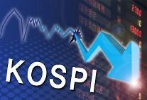 コスピ、機関の「売り」に2120台へ後退