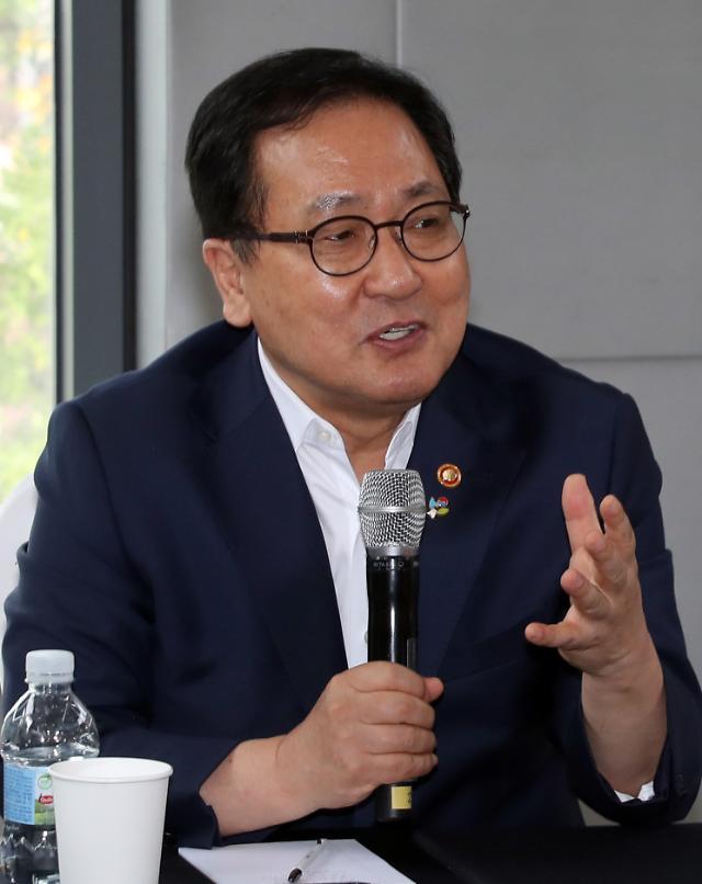 유영민 장관, 42개국 장관에게 '5G플러스 전략' 내주고 협력 모색