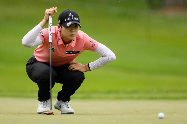 박성현‧김세영, 위민스 PGA 최종일 뒤집을까…선두와 5타차 '공동 5위'