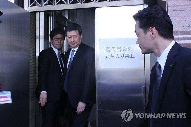 신동주, 이사 해임 부당 日소송 패소 확정