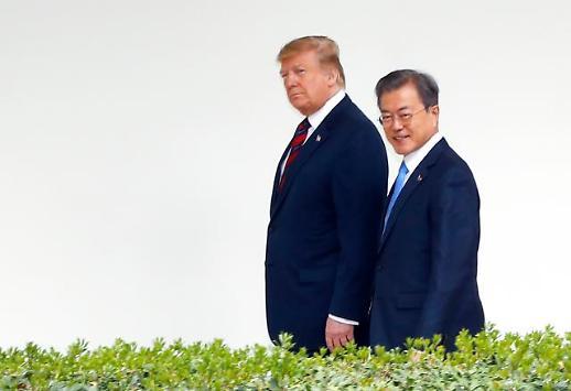 정부 관계자 트럼프 대통령, 방한기간 중 DMZ 방문 검토