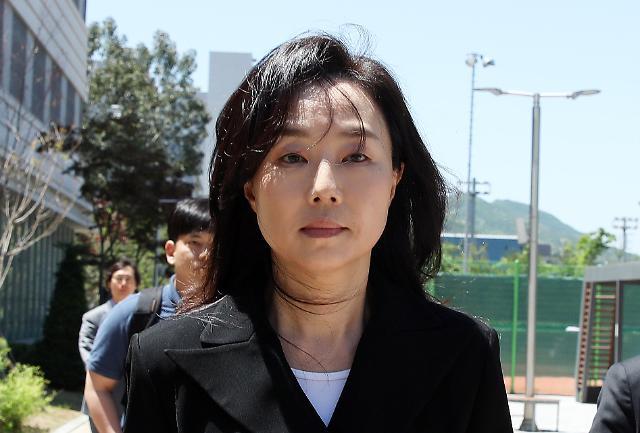 '세월호 특조위 방해' 조윤선 오늘 1심 선고…검찰 징역2년 구형