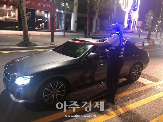 [르포] '제2 윤창호법' 시행 첫날, 음주운전 단속 현장