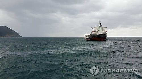 내년부터 선박 연료 기준 강화…황 함유량 3.5→0.5%