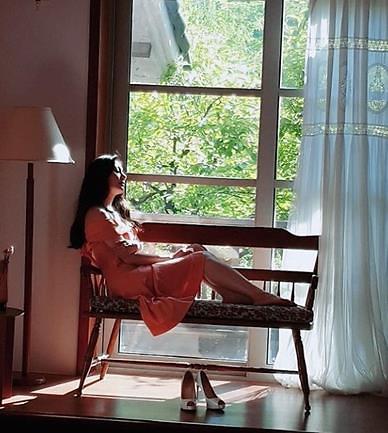 [#SNS★] 배우 오나라, 여신 미모로 시선집중