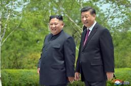 .韩国情院:朝中峰会或提及经济与军事合作相关内容.