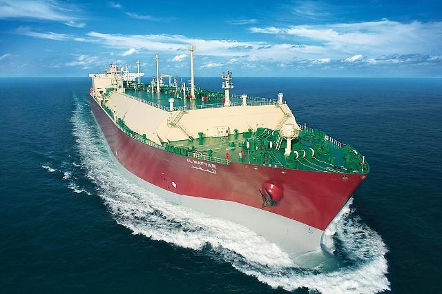 韩国造船三巨头有望从俄罗斯等国获30余艘LNG船订单