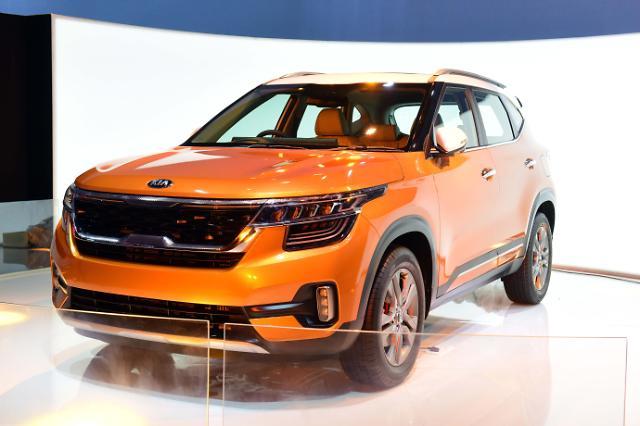 [단독]기아차 SUV 셀토스 가격은 1930만원부터...26일 사전 예약 시작
