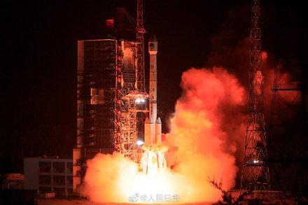 중국, 21번째 베이더우 위성 발사...내년 말 중국판 GPS 완성
