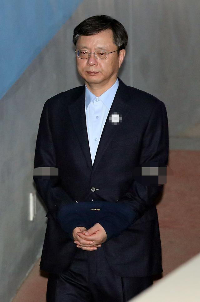 """우병우, """"문재인도 민정수석 시절 국정원장에게 지시했다"""""""