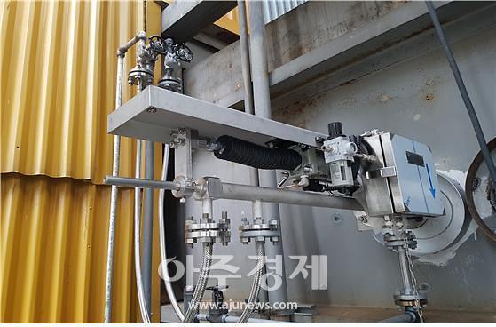 서부발전, 복합화력발전소 황연배출 획기적 저감 기술 실증 완료