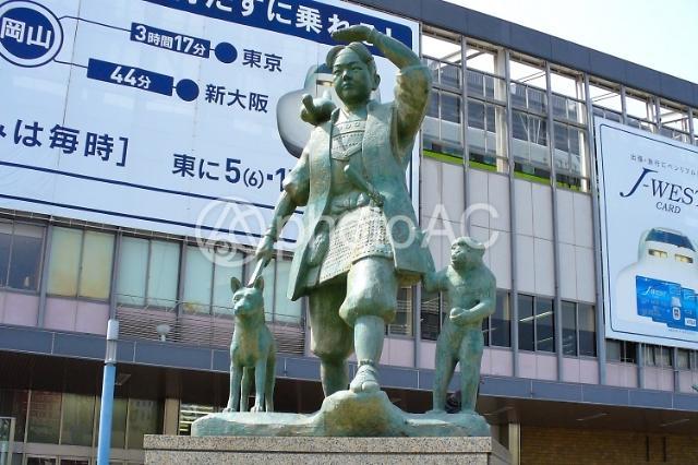일본 복숭아소년 모모타로