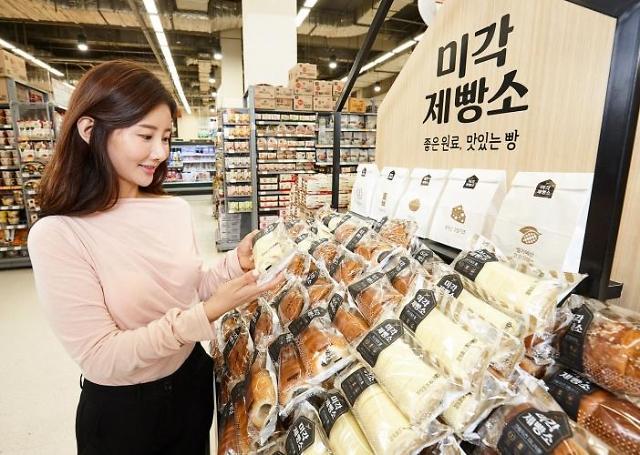 SPC삼립 '미각제빵소', 고급화·차별화 통했다