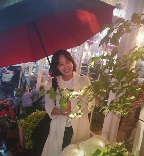 [슬라이드 #SNS★] 강경헌의 눈부신 일상