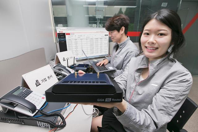 """KT, 5G 무선백홀 기술 개발…""""업무 중단없는 기업회선 서비스"""""""