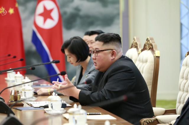 김정은, 북·러 정상회담 때 다녀간 러 식당에 기념 현판