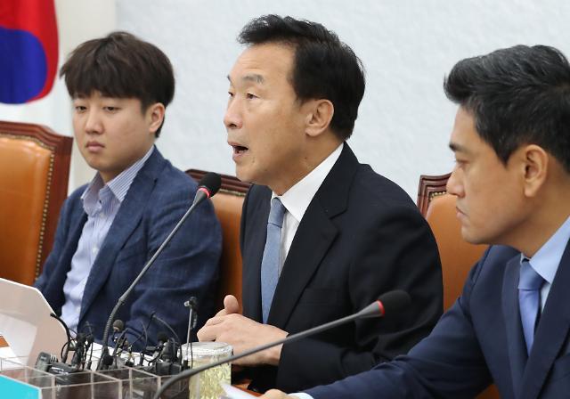 """손학규 """"상산고, 문 정부 이념 교육 희생양"""""""