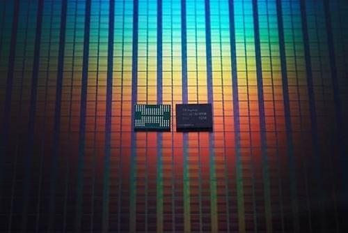 SK海力士对1TB 128层 4D NAND 闪存进行量产