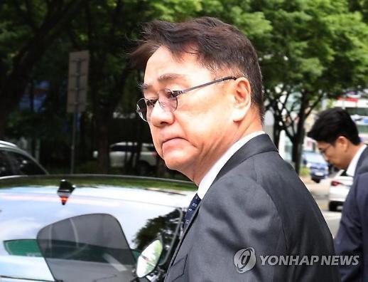 '450억 상속계좌 미신고' 조남호‧조정호 1심서 벌금 20억원 선고