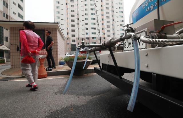 서울시 727억 긴급추경 통해 노후상수도관 138㎞ 연내 교체