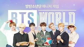BTS World trở thành trò chơi nổi tiếng toàn cầu