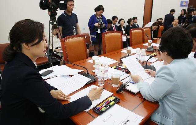 여가위 소위, 한국당 불참 속 한부모가족지원법·성폭력방지법 의결
