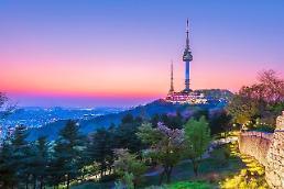 .吸引全世界游客到韩国的主要原因:防弹少年团和黄金假期.