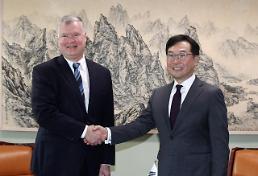 .美对朝代表:美方已做好与朝鲜磋商的准备.