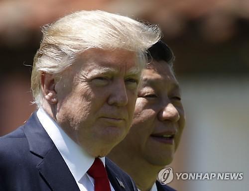 """중국 외교부 """"미중 정상회담 긍정적 성과 희망"""""""