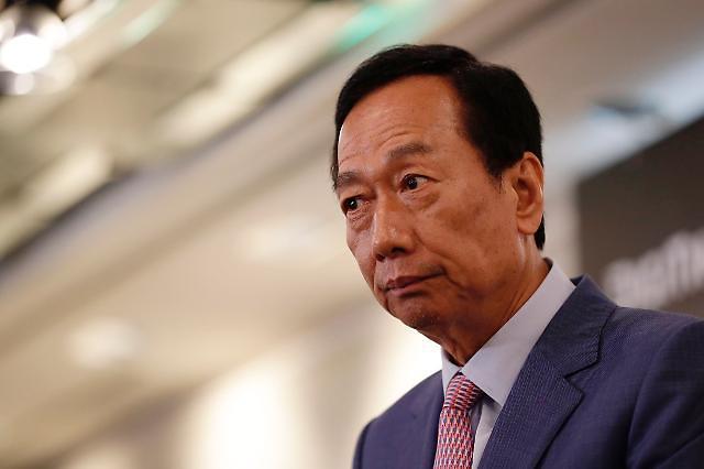 ⑦ 세계 최대 생산업체 '폭스콘' 일궈낸 궈타이밍 회장... 대만의 트럼프로 불리기도