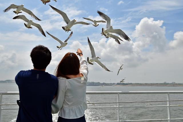 [기수정의 여행 in]두 바퀴로 달리는 시원한 섬 나들이 신도·시도·모도 여행