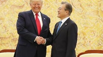 """文대통령 """"나도 DMZ 동행…김정은과의 대화에서 큰 진전 보여주길"""""""
