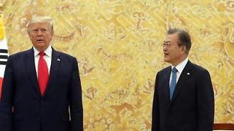 DMZ 깜짝 회동 카운트다운 돌입…트럼프, 김정은 제안 수용 첫 시사