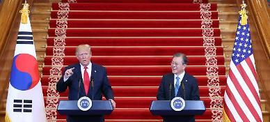 [SUMMIT] Trump boasts of a certain chemistry with Kim unlike his predecessor
