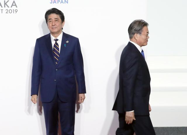 """不满""""强征劳工""""案判决结果 日本限制对韩半导体材料出口"""