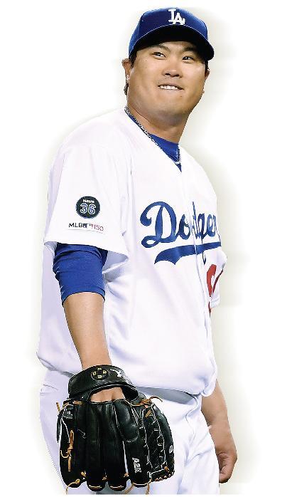 '별 중의 ★' 류현진, 한국인 최초 MLB 올스타 에이스 뜬다