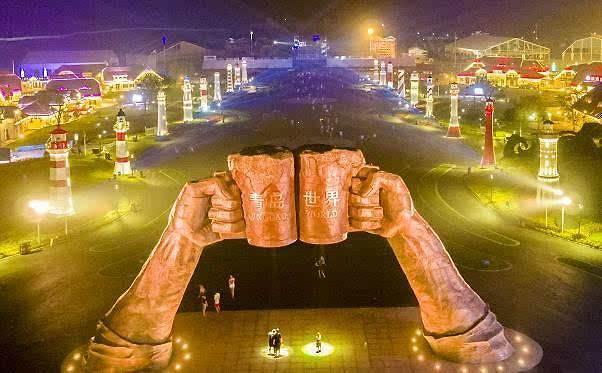 [중국포토] 칭다오 맥주축제 7월26일 개최